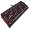 USB Keyboard – Black & Red