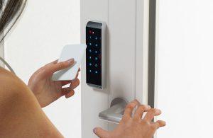 Door Access Card Security