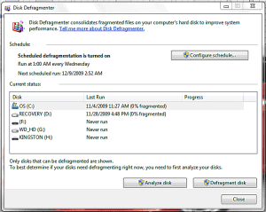 TIPS4COMPUTER : How To Maintenance Your PC/Laptop Using Disk Defragment